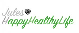 Food Blog - Jules HappyHealthyLife Logo 800x340