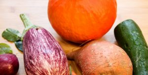 Gemüsesorten für Kurkuma Hühnchen Curry - Jules HappyHealthyLife Food Blog