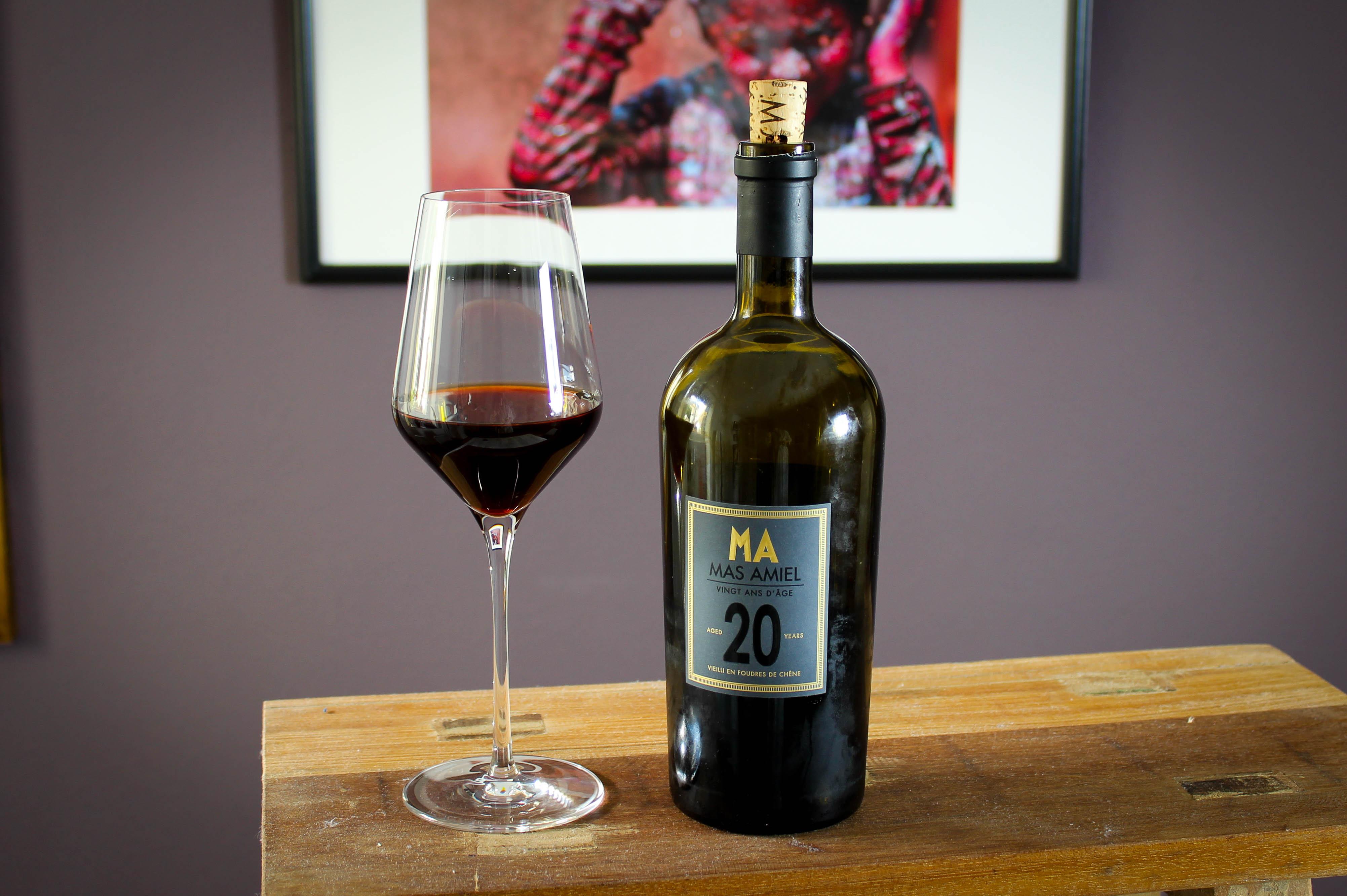 Mas Amiel 20 Ans d'Âge Food and Wine Pairing