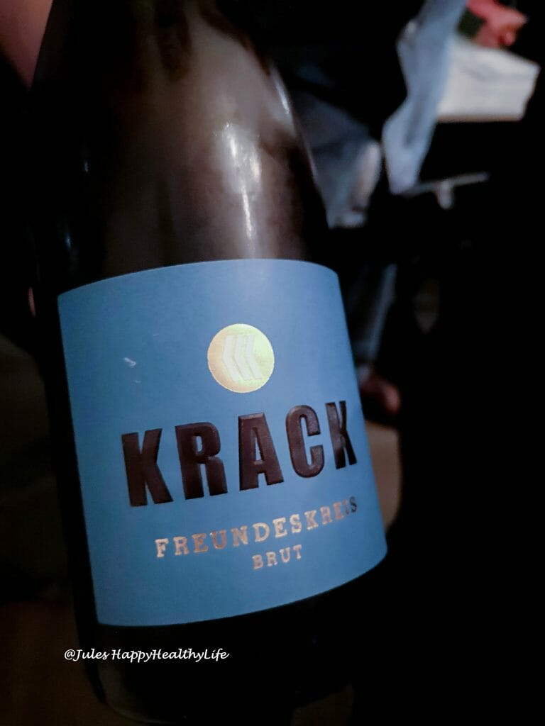 Freundeskreis Cuvée weiß Brut - Sekthaus Krack