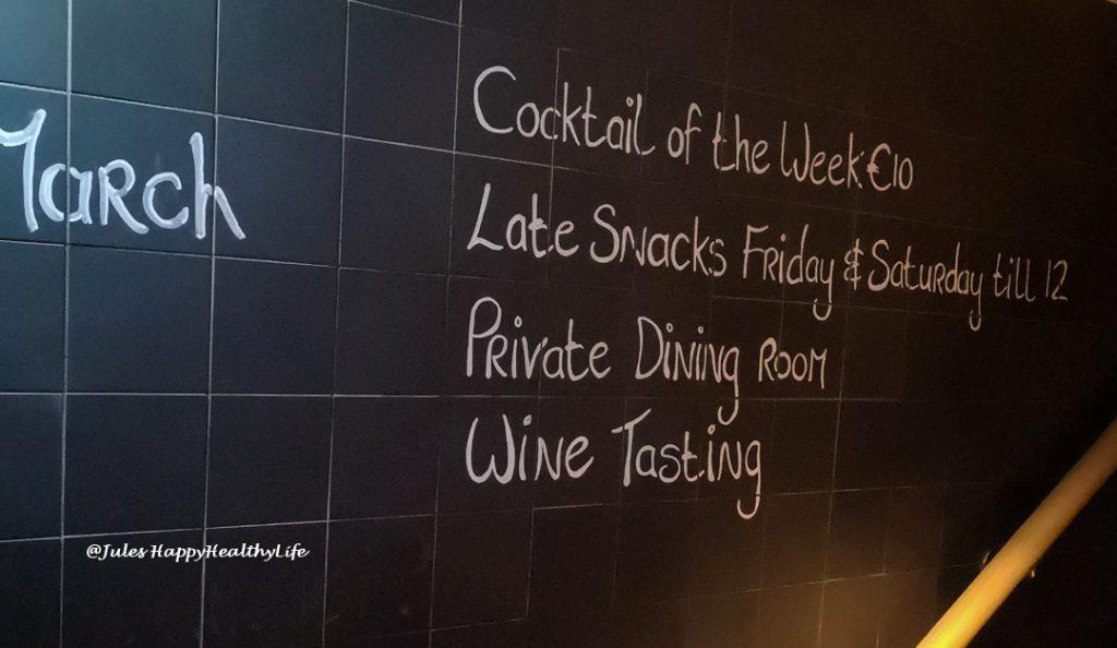 ely Winebar in Dublin nicht nur für Wein