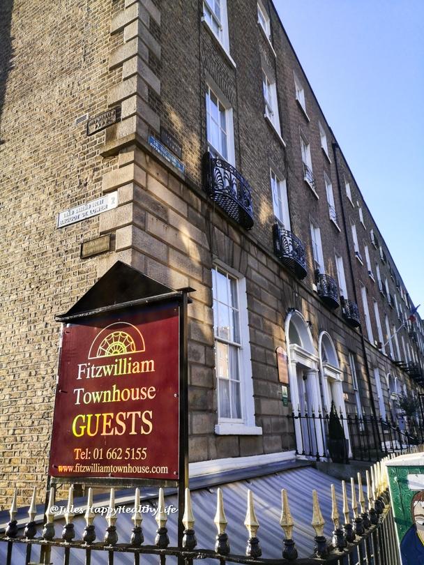 Fitzwilliam Townhouse in Dublin