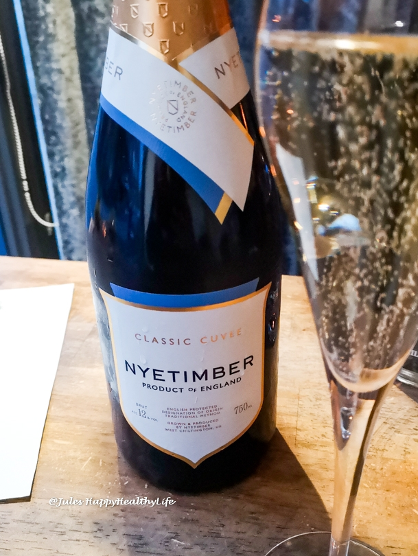 Englischer Blubber - Nyetimber, Classic Cuvee NV