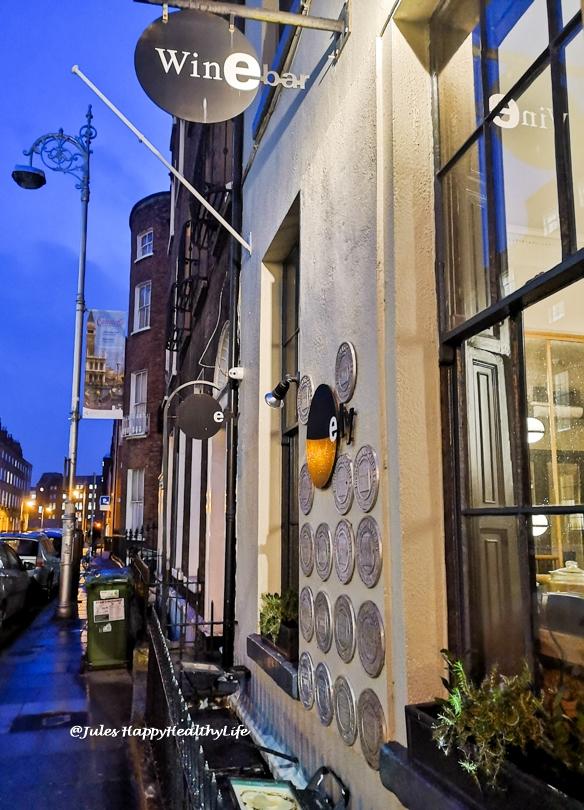 ely Winebar - ausgezeichnete Weinbar im Herzen von Dublin