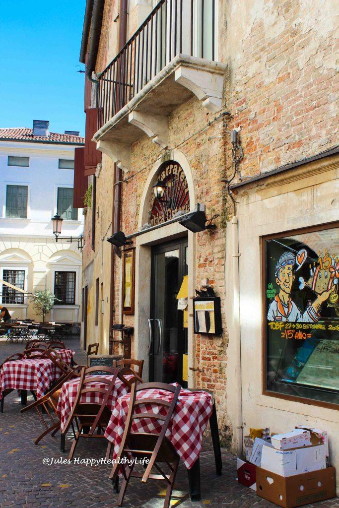 Siesta in Treviso Prosecco Region