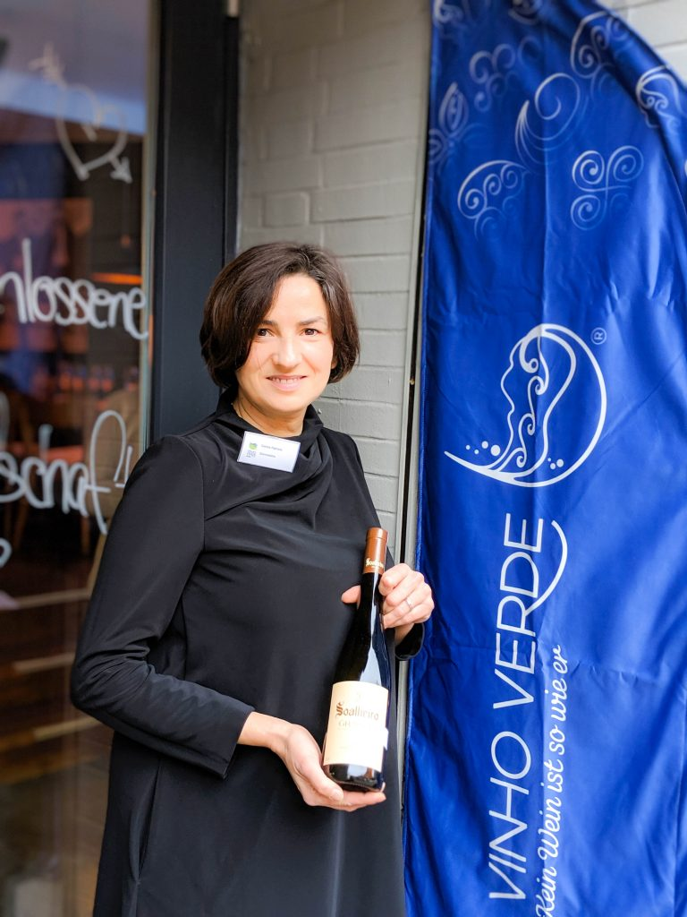 Sommelier Carine Patricio 10 Wines 10 Dishes