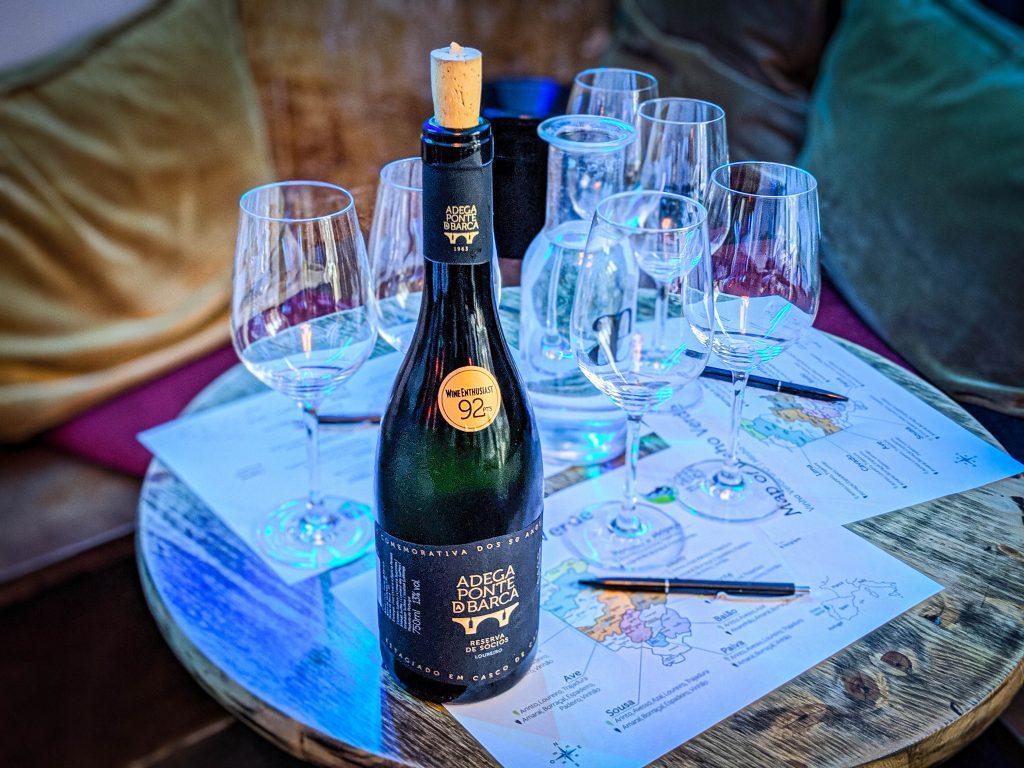 Masterclass Vinho Verde Weine in Hamburg