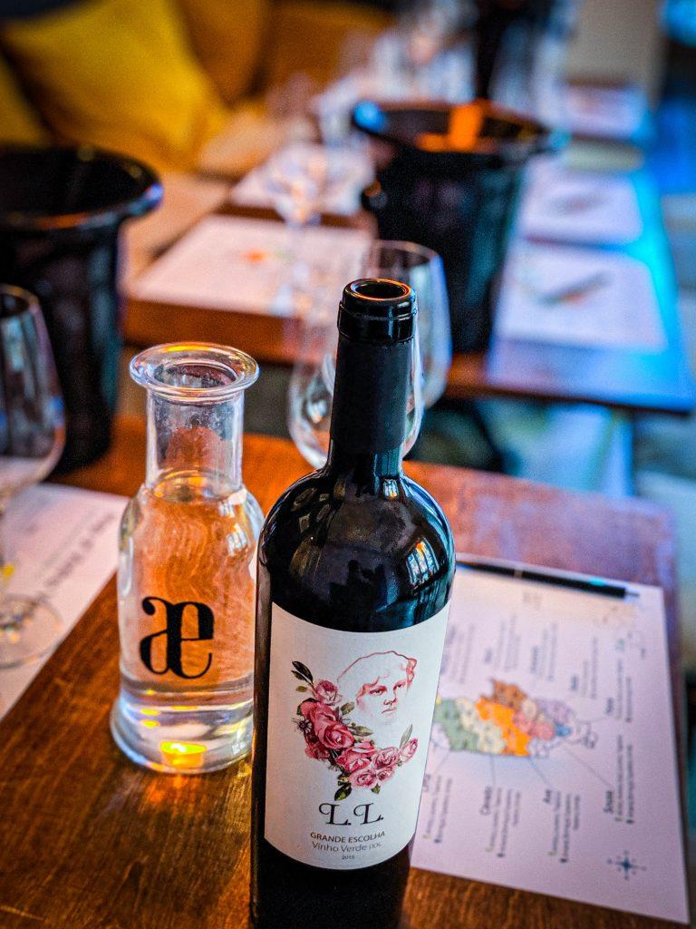 Food & Wine Tasting Vinho Verde