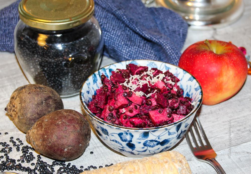 rote bete salat mitfrischem meerrettich 3 jules happyhealthylife. Black Bedroom Furniture Sets. Home Design Ideas